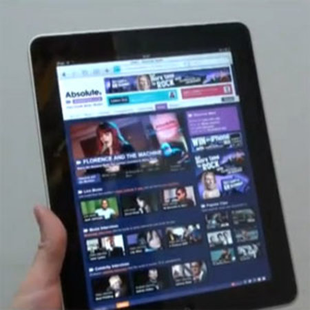 Absolute Radio gears up for iPad D-day