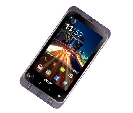Acer Stream: Powerhouse Android 2.1 phone