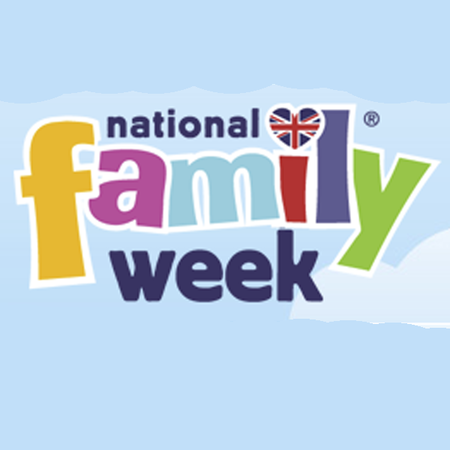 WEBSITE OF THE DAY - National Family Week
