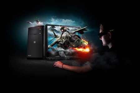 Nvidia gets serious for 3D PCs