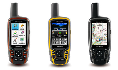 Garmin rambles on with GPSMAP 62 navigator range