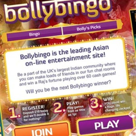 Gambling portal targets Asian community