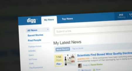 Digg looks to Twitter for new design