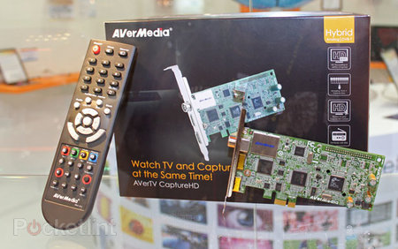 Capture HD video through HDMI with AverMedia