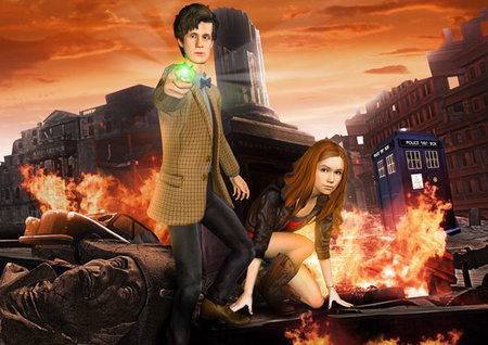 Doctor Who: The Adventure Games now available for download