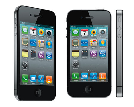 WWDC10: Apple iPhone 4 becomes reality