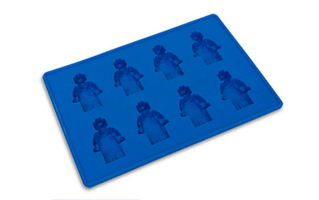 Add a touch of cool to your drink with LEGO minifig ice trays
