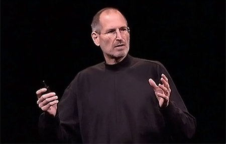 Steve Jobs - Take my Wi-Fi... Please