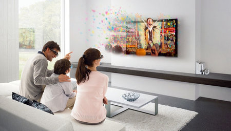 Sony Bravia 3D TVs on brink of release - finally