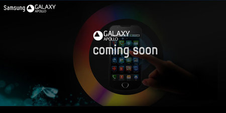 UPDATED: Samsung Galaxy Apollo makes surprise appearance on UK website