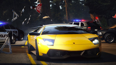 VIDEO: EA Need For Speed Hot Pursuit brings back cop chases
