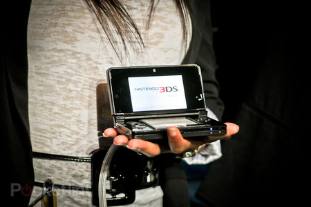 Nintendo 3DS hands-on - photo 11