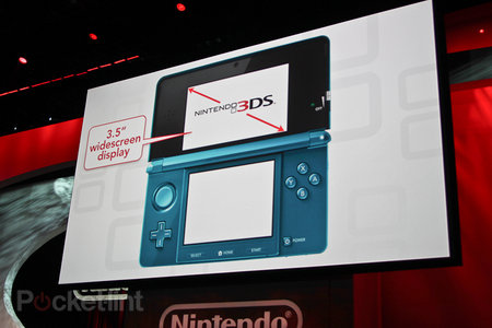 Nintendo 3DS hands-on - photo 2