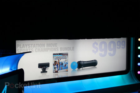 PlayStation Move priced and dated