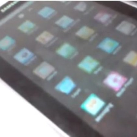 VIDEO: Samsung Galaxy Tablet P1000