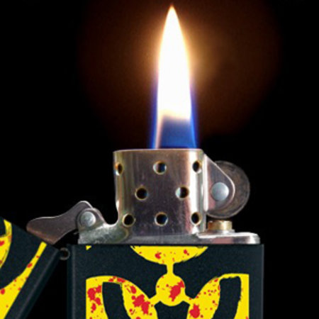 APP OF THE DAY - Virtual Zippo Lighter (iPhone)