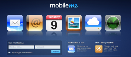 MobileMe revamp: No excuses for losing your iPhone now
