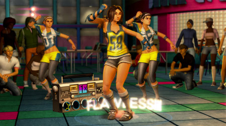 Dance Central - quick play preview