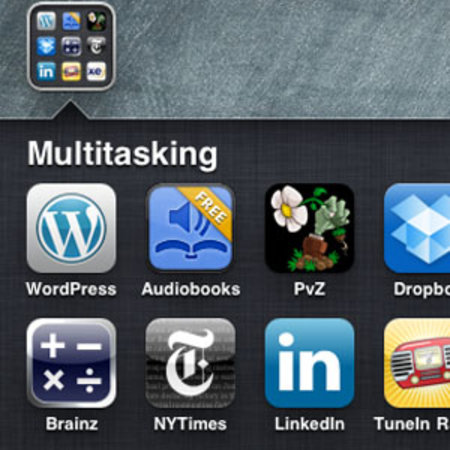 Top 11 iPhone apps with iOS 4 multitasking