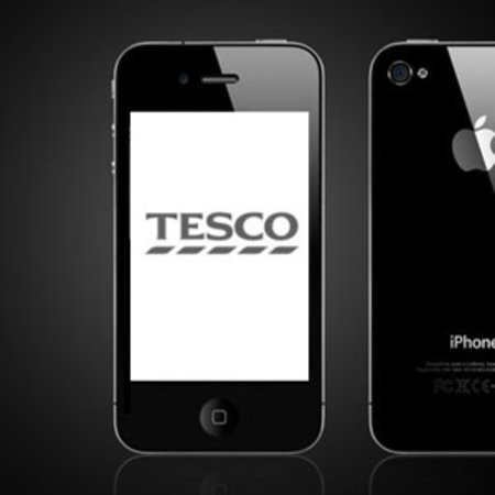 iPhone 4: £19 with Tesco
