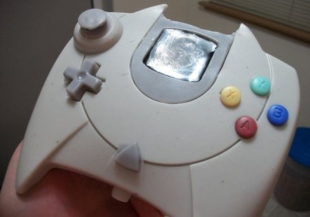 Rub-a-dub-dub....with a Sega Dreamcast controller
