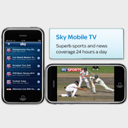 Sky Mobile available free to Sky Sports subscribers