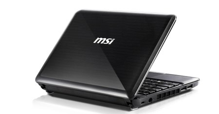 MSI tweaks netbook range with the Wind U135DX