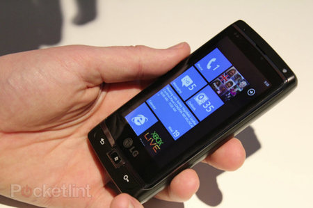 LG Optimus Series: LG's new Android and Windows 7 range