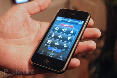 Gear4 Unity remote control iPhone app and IR device hands on