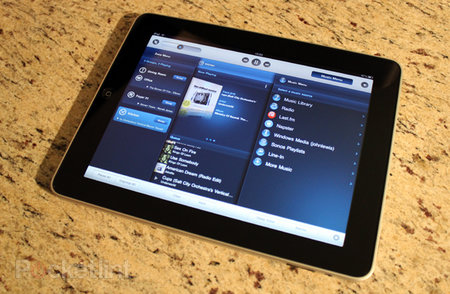 Sonos iPad app not just a port from iPhone