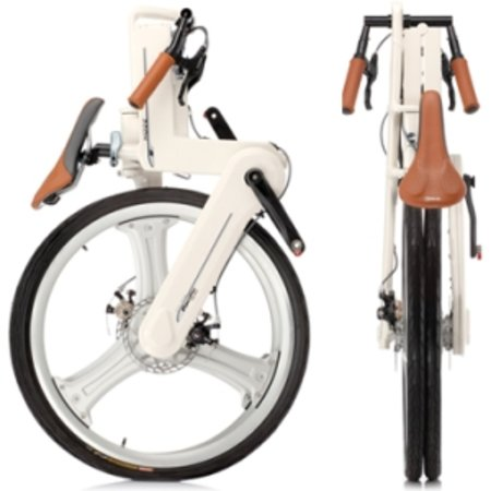 Mode foldable bike: folding just got expensive