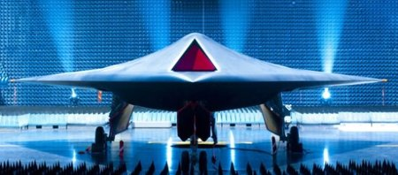 MOD unveils the Taranis: The unmanned stealth aircraft