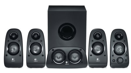 Logitech Z506: Surround sound for any setup