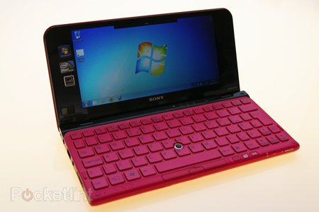 Sony Vaio P for pink