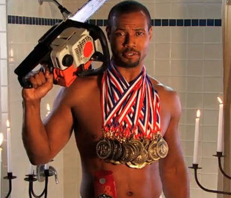 VIDEO: Old Spice Everyone - the fond farewell?