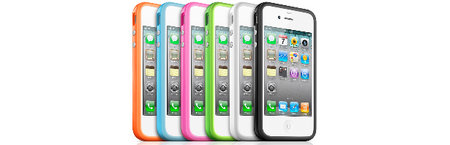 Free bumpers for all: Apple's magic iPhone 4 solution