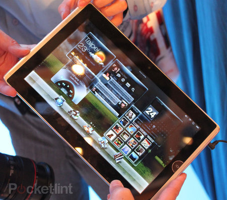 Asus Eee Pad dumps Windows 7 and opts for Android instead