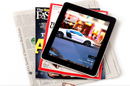 APP OF THE DAY: Flipboard (iPad) - photo 1