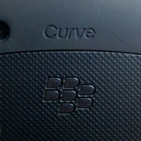 VIDEO: BlackBerry Curve 9300 caught out again