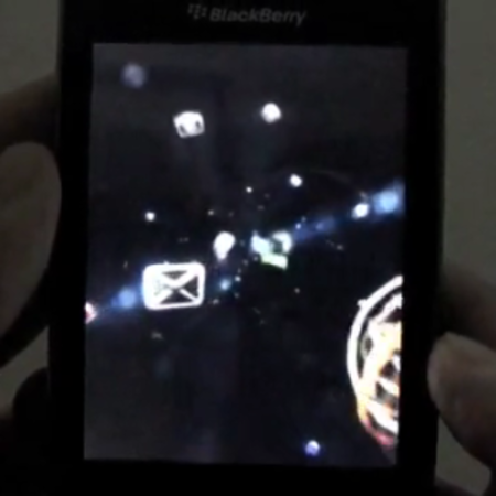 VIDEO: BlackBerry 9800 - get your latest hit