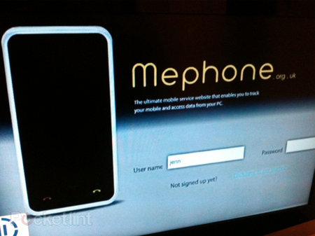 Sherlock uses MePhone to solve crime