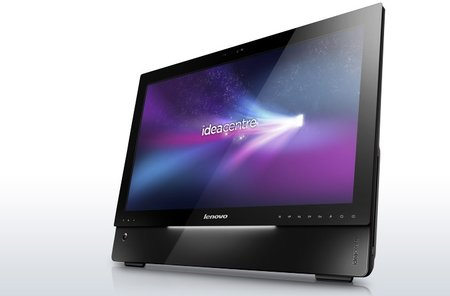 Lenovo gets touchy-feely with the IdeaCentre A700