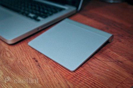 Apple Magic Trackpad hands-on