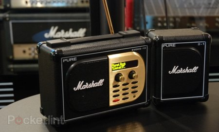 The Pure Evoke-1S Marshall goes to 11 in 2010