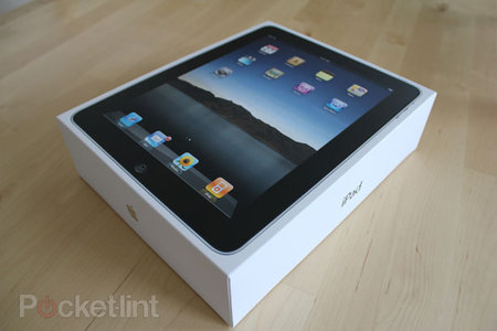 iPad: Sold out at John Lewis already?