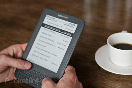 EXCLUSIVE: Amazon says ebook sales to overtake paperbacks by next year