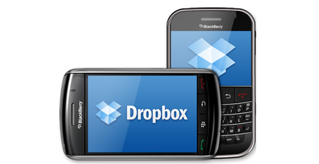 BlackBerry Dropbox beta drops onto App World