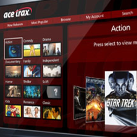 Acetrax adds to Samsung's VOD line-up