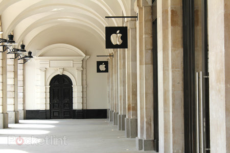 Covent Garden Apple Store gears up for grand opening