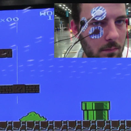 VIDEO: Super Mario Blinkers